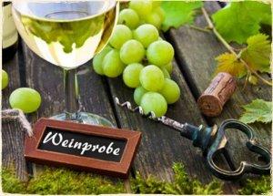 Saale-Unstrut Weinverkostung
